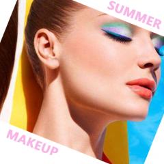 Летний макияж в жару: советы от японского бренда Otome