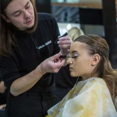 Торговая марка OTOME на Mercedes-Benz Fashion Days 2017