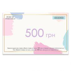 Подарочная карта OTOME 500 грн.