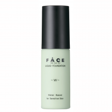 Тон-флюид с минералами Face Liquid Foundation W