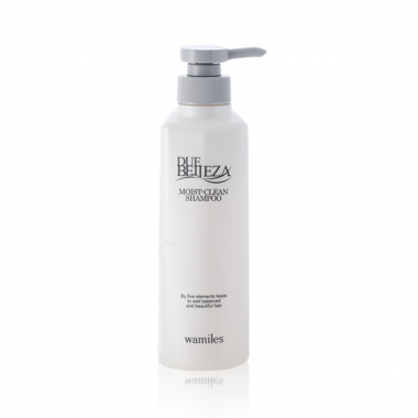 Зволожуючий шампунь Belleza Shampoo Wamiles