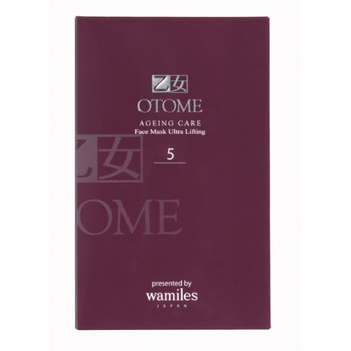 Маска для лица с эффектом ультралифтинга OTOME AGEING CARE Ageing Care Face Mask Ultra Lifting, 186 г. (31 г.*6)