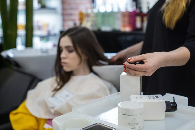 Благодаря своему натуральному составу очень популярна японская косметика для волос «Отоме».