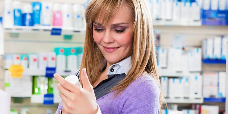 Разновидность аптечной косметики