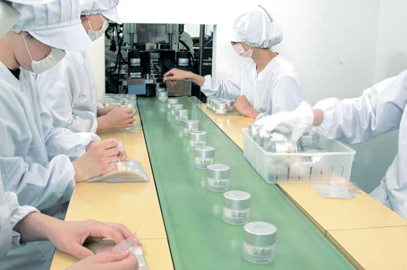 «Отоме» производитель японской минеральной косметики премиум класса