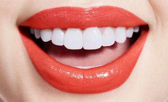Блеск для губ прозрачный оранж