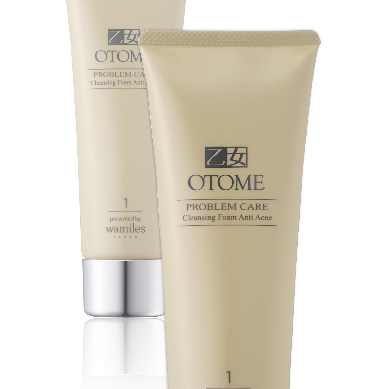 Очищающая пенка для жирной и проблемной кожи ОТОМЕ Anti Acne